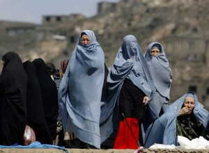 The nightmare and the horror  of being an Afghan woman