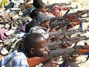 Malnourished Somalia:  besieged and violated