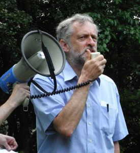 """Jeremy Corbyn… """"I don't think Cameron has got a clue about how people live"""""""