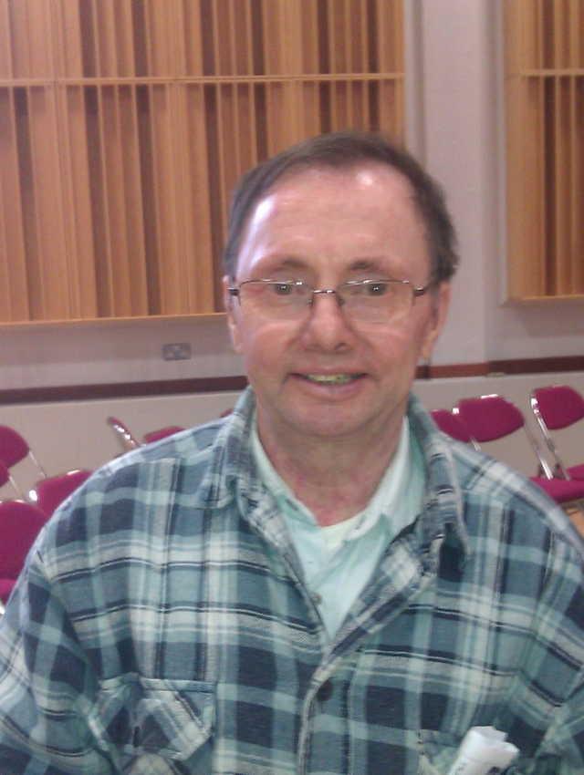 Story Teller Chris Wise