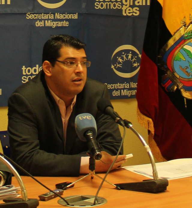 Minister Francisco Hagó