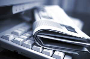 Journalism, surviving the web