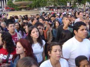 la historia de la comunidad latina en RU 1
