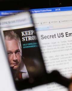Julian Assange… y el Imperio