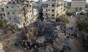 Israel enseña los dientes: el genocidio como arma política