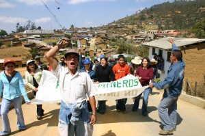 La resistencia campesina en Río Blanco
