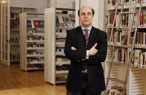 """Julio Crespo: """"La mala imagen de España deriva de la crisis"""""""