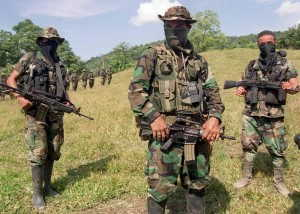Paramilitary leader of the Colombian United Self-D