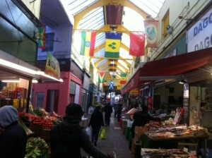 Village Market, el Caribe vive en Brixton