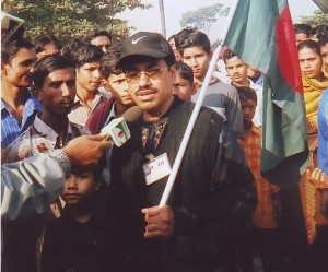 """S. Zahid: """"Los luchadores por la libertad fueron olvidados"""""""