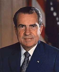 Chagosianos bajo 11 - Richard Nixon
