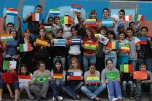 Interns abroad 2