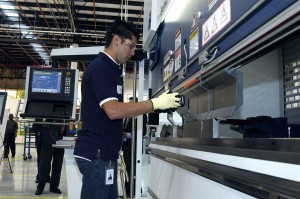 Inauguración de la Planta Jabil Advanced Mechanical Solutions