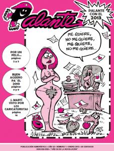 Miriam Alonso, humor 2