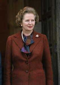 Thatcher ha muerto, ¿ha  muerto el thatcherismo?