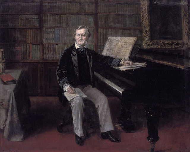 Richard Wagner, odiarle, detestarle y… admirarle