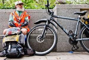 La bicicleta como medio de protesta6