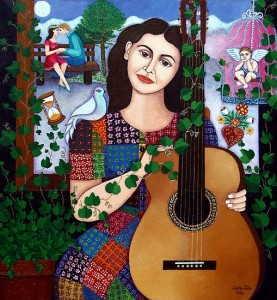 Valentina Montoya canta  (3)